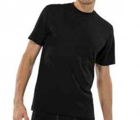 Schiesser American T-Shirt Rundhals 2 Pack